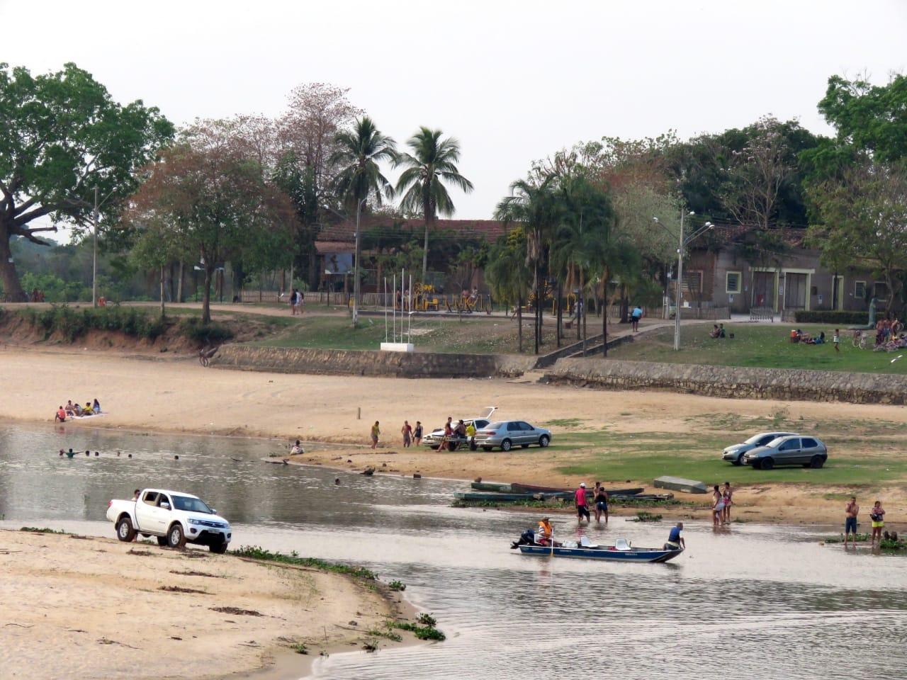 Rio Paraguai em Cáceres tem a 2ª maior seca dos últimos 40 anos - Ecoa